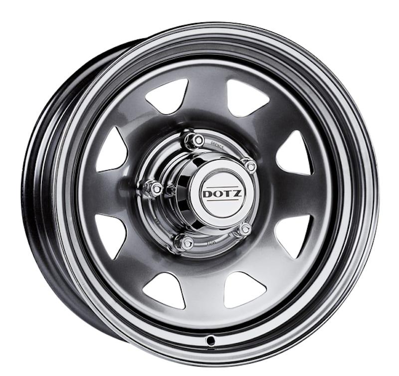 Dotz - Dakar (Silver)