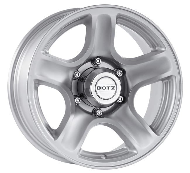 Dotz - Hammada (Silver)
