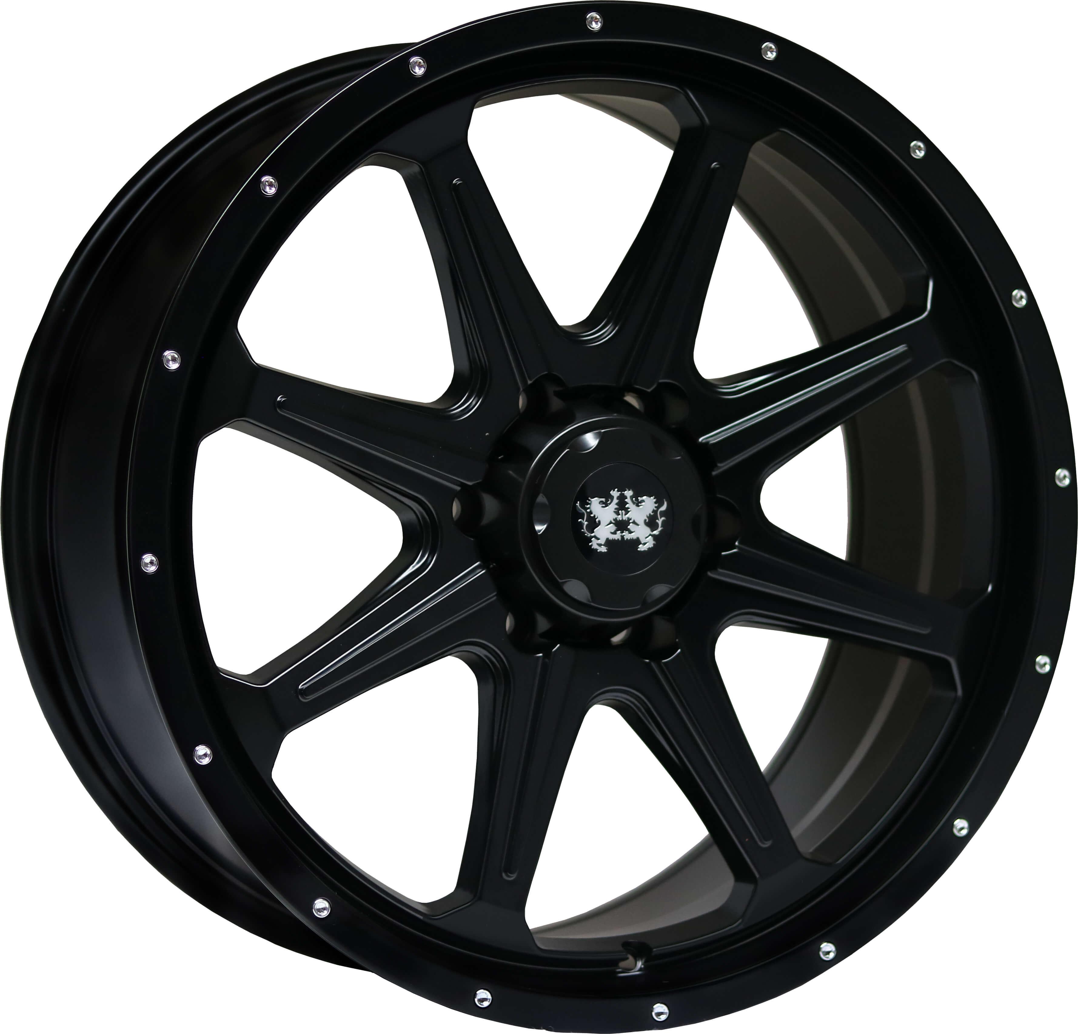 Lionhart - LH2 (Satin Black)