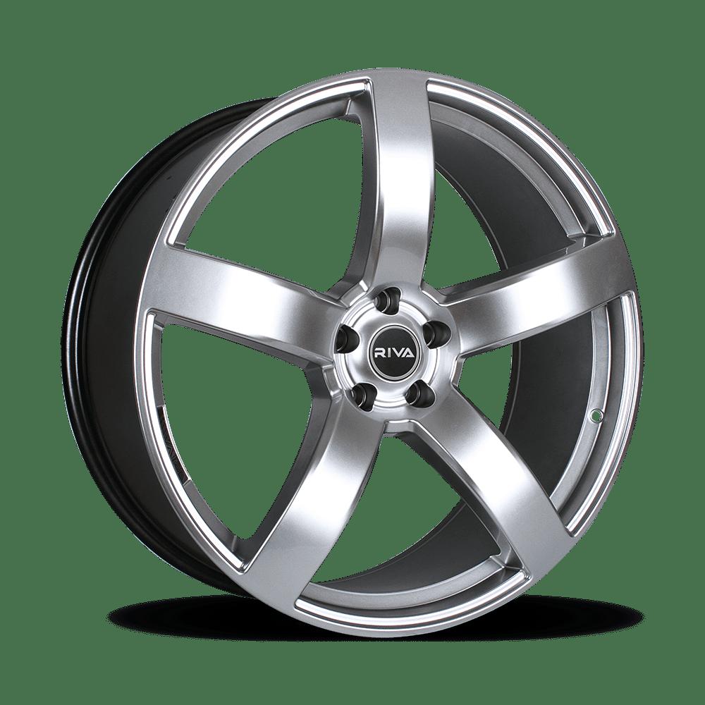 RIVA - FWD (Hyper Silver)