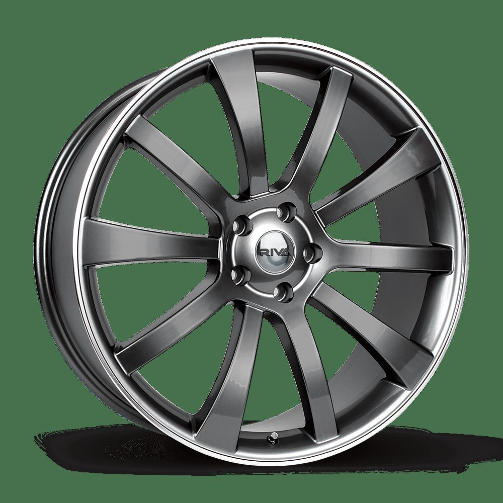 RIVA - SUV (Gloss Grey / polished Lip)