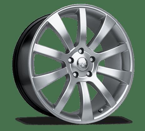 RIVA - SUV (Hyper Silver)