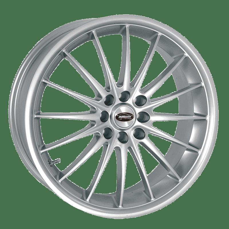 Team Dynamics - Jet (Glitter Silver)