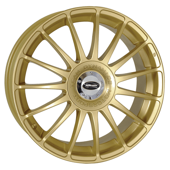 Team Dynamics - Monza R (Gold)
