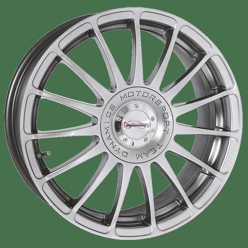 Team Dynamics - Monza R (High Power Silver)