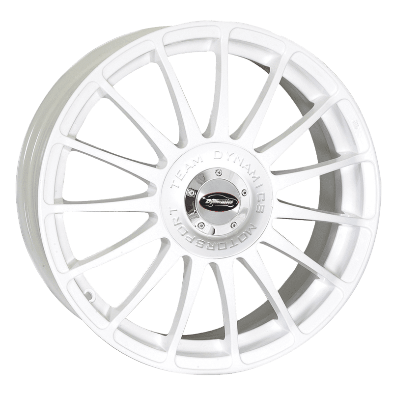 Team Dynamics - Monza R (White)