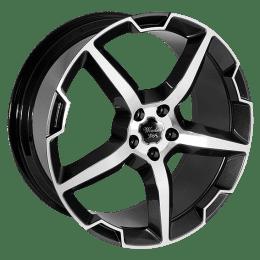 Team Dynamics - Windsor (Gloss Palladium Grey With Diamond Cut Face)