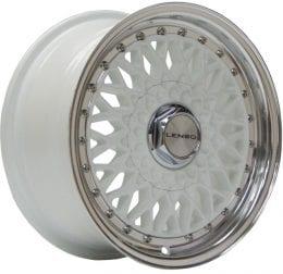 Lenso - BSX (White / Mirror Lip)