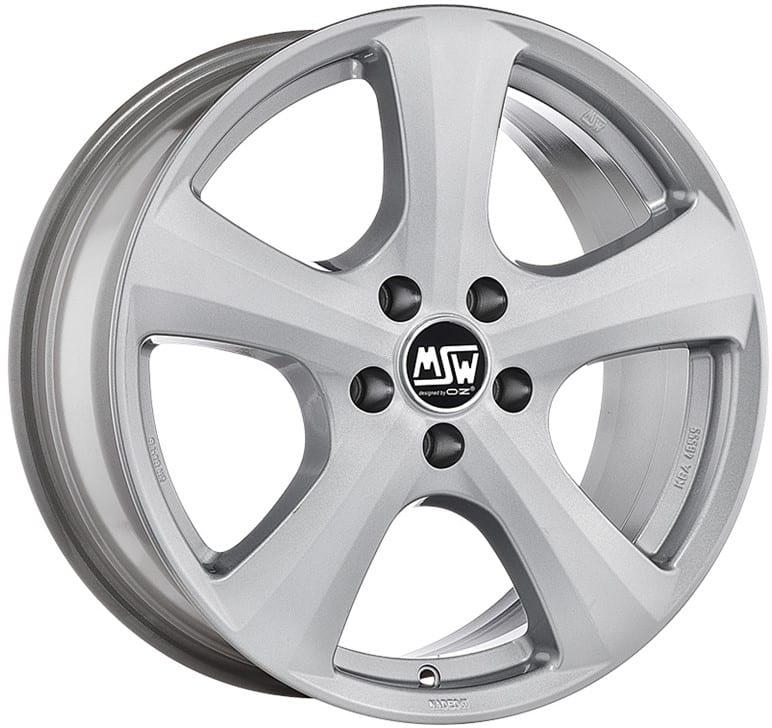 MSW - 19 W (Full Silver)