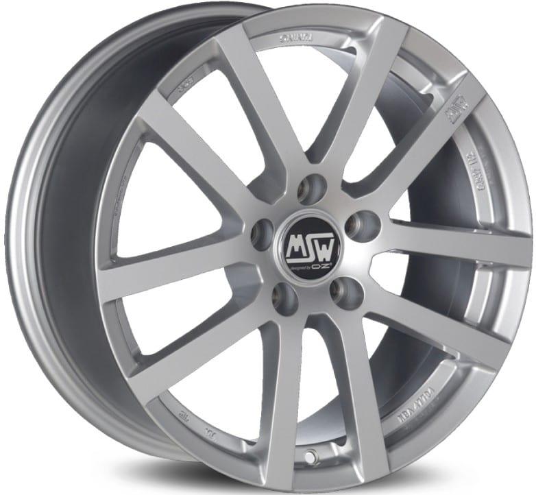 MSW - 22 (Full Silver)