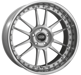 OZ - Superleggera III (Oz Race Silver)