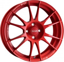 OZ - Superturismo SR (Red White Lettering)