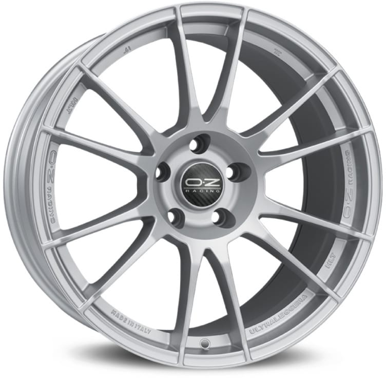 OZ - Ultraleggera HLT (Matt Race Silver)