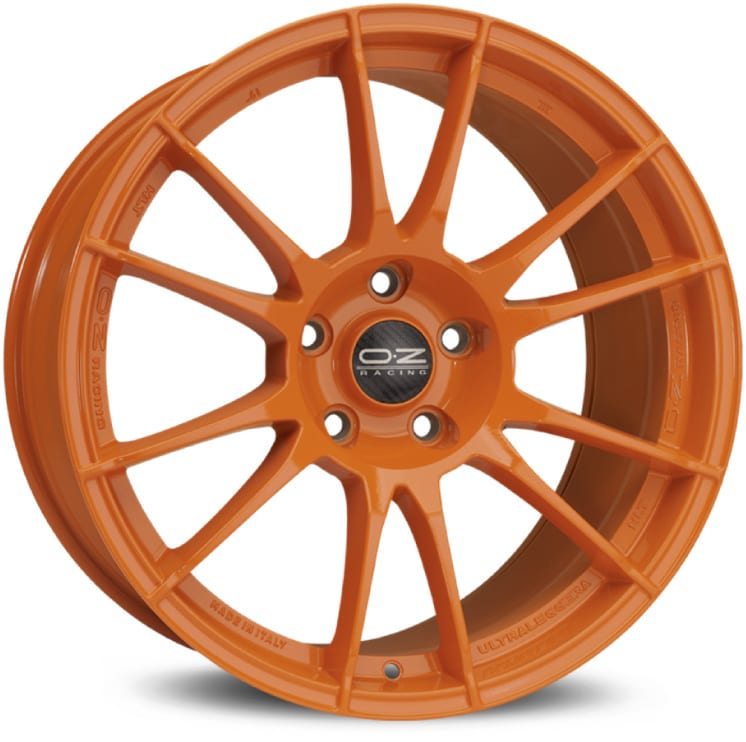 OZ - Ultraleggera HLT (Orange)