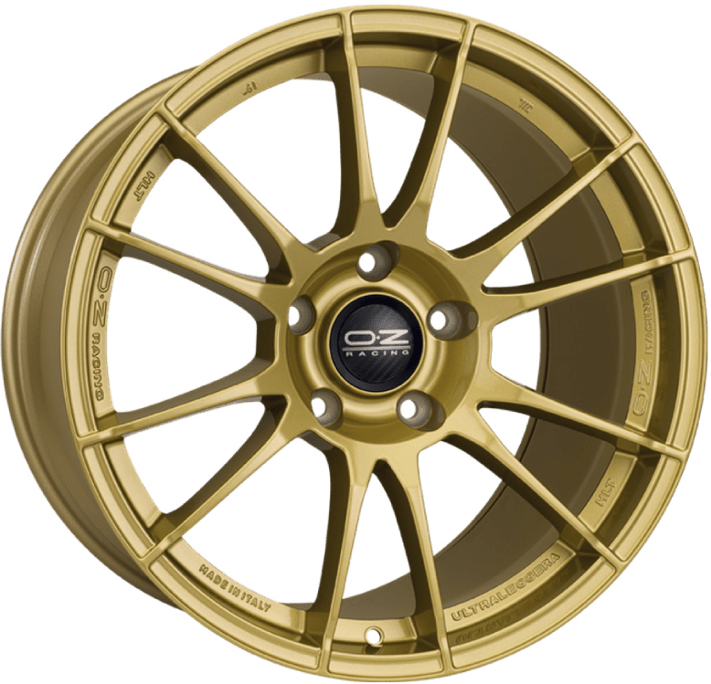 OZ - Ultraleggera HLT (Race Gold)