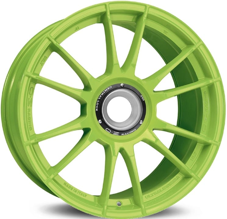 OZ - Ultraleggera HLT CL (Acid Green)