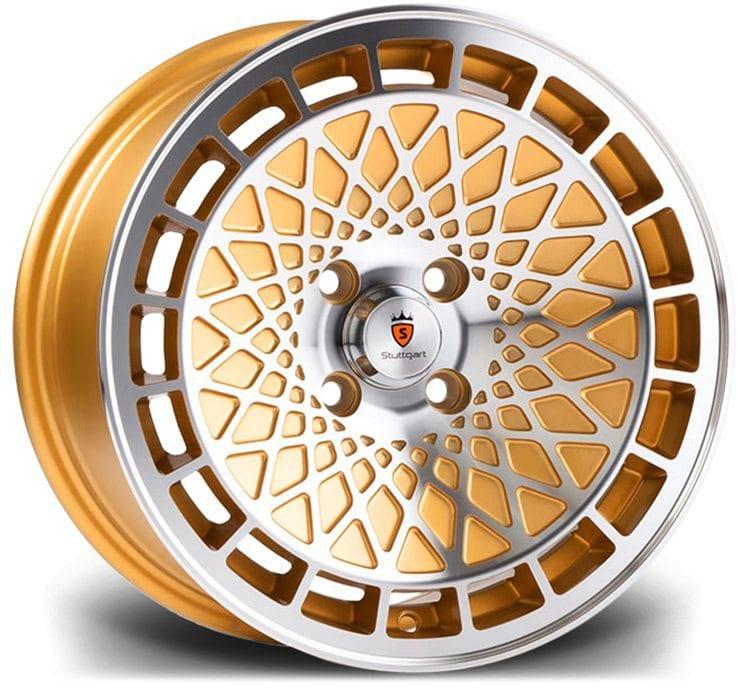 Stuttgart - ST7 (Gold Polished)