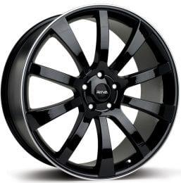 RIVA - SUV (Gloss Black / Polished Lip)