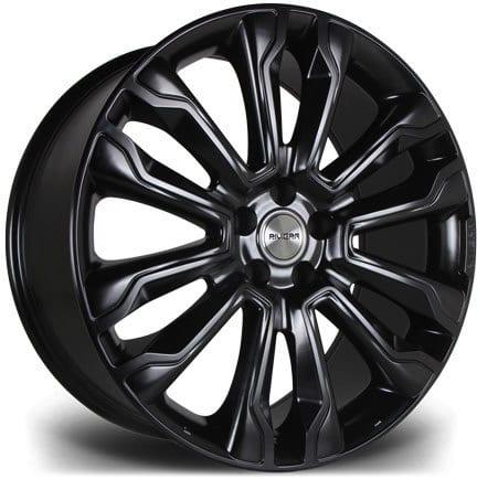 Riviera - RV124 (Satin Black)