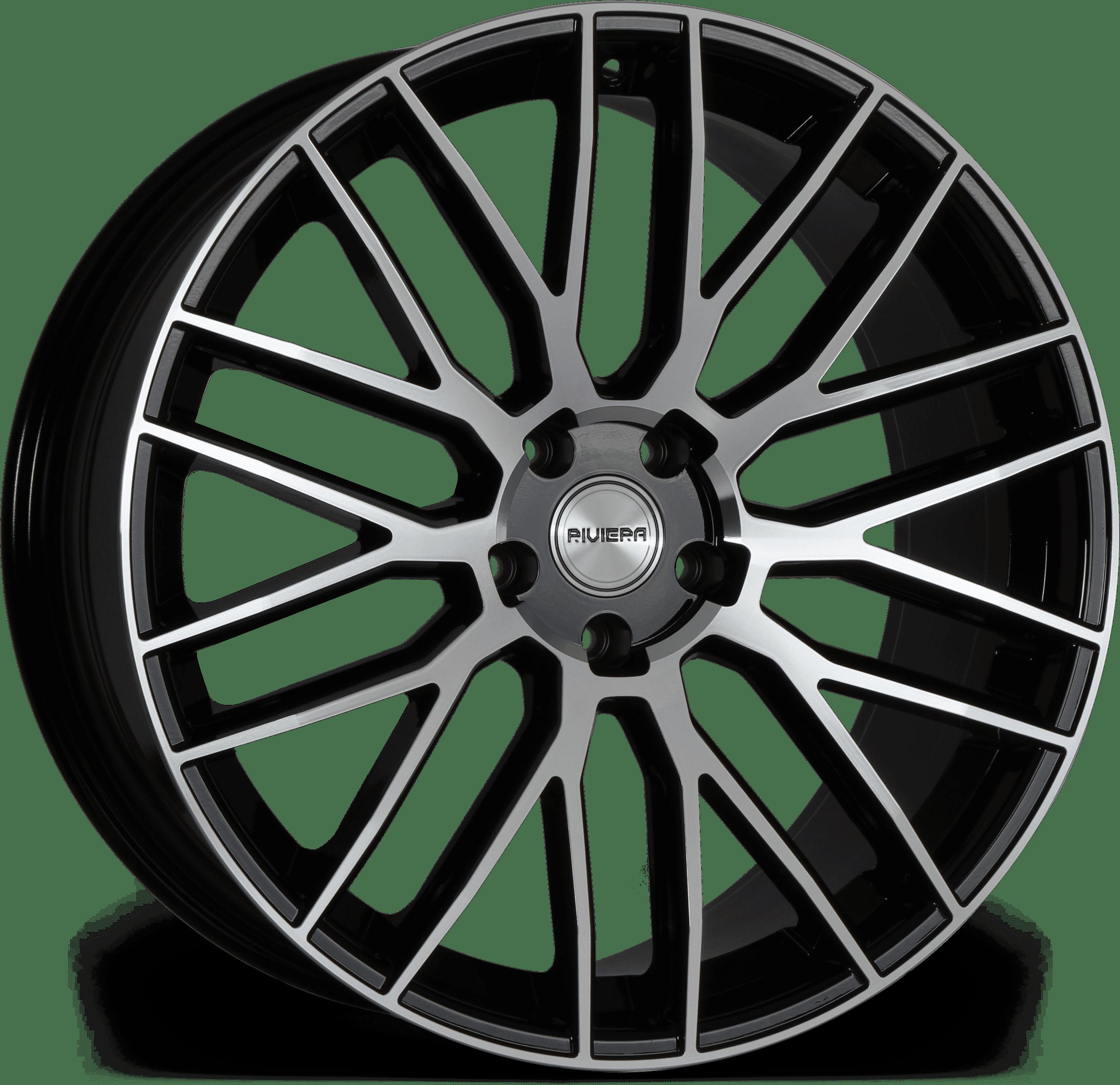 Riviera - RV126 (Gloss Black Polished)