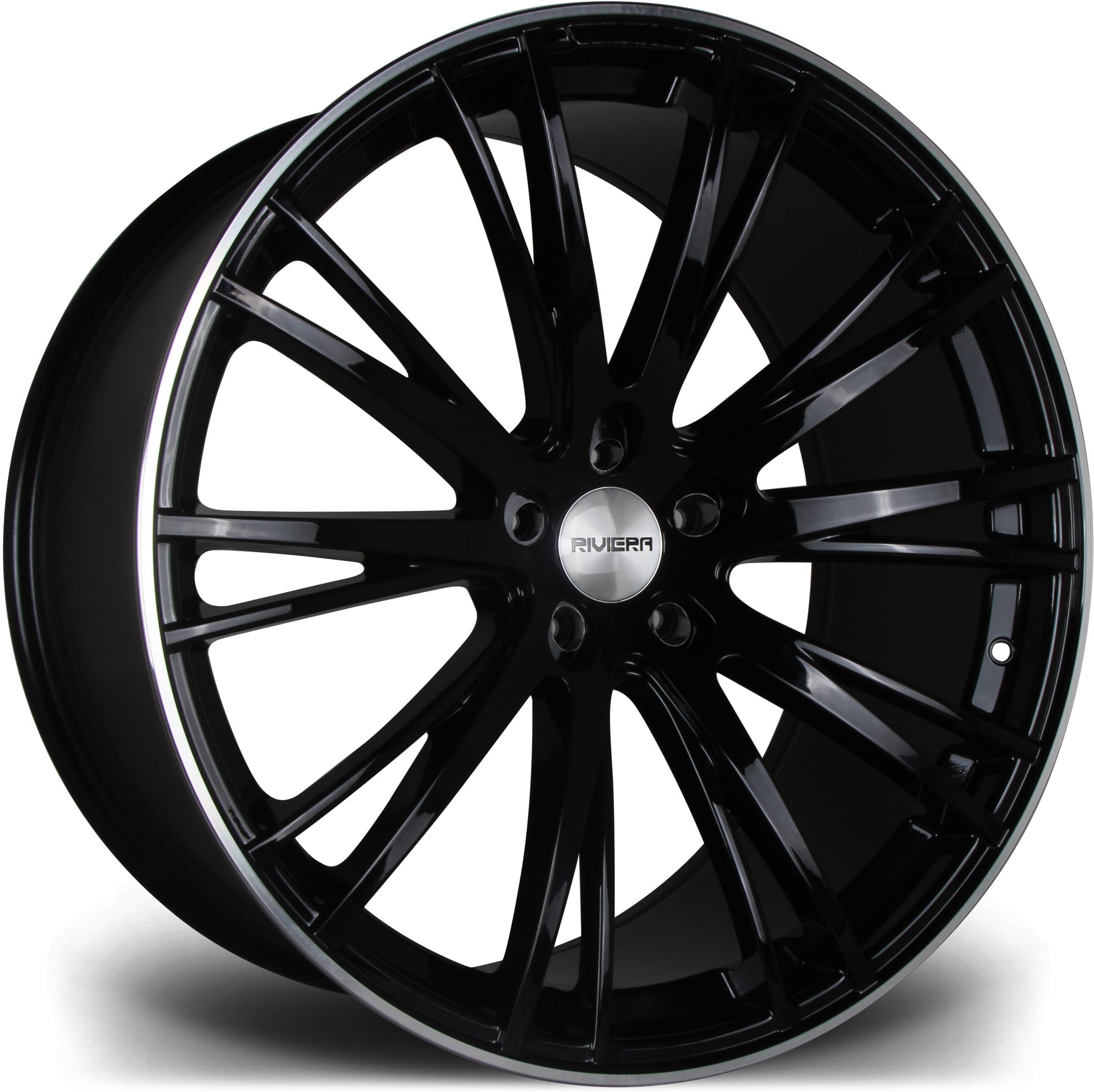 Riviera - RV128 (Black Polished Lip)