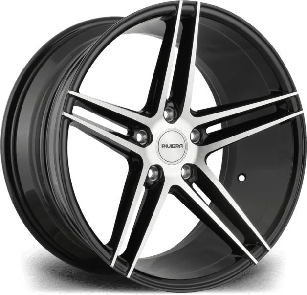Riviera - RV132 (Black Polished)