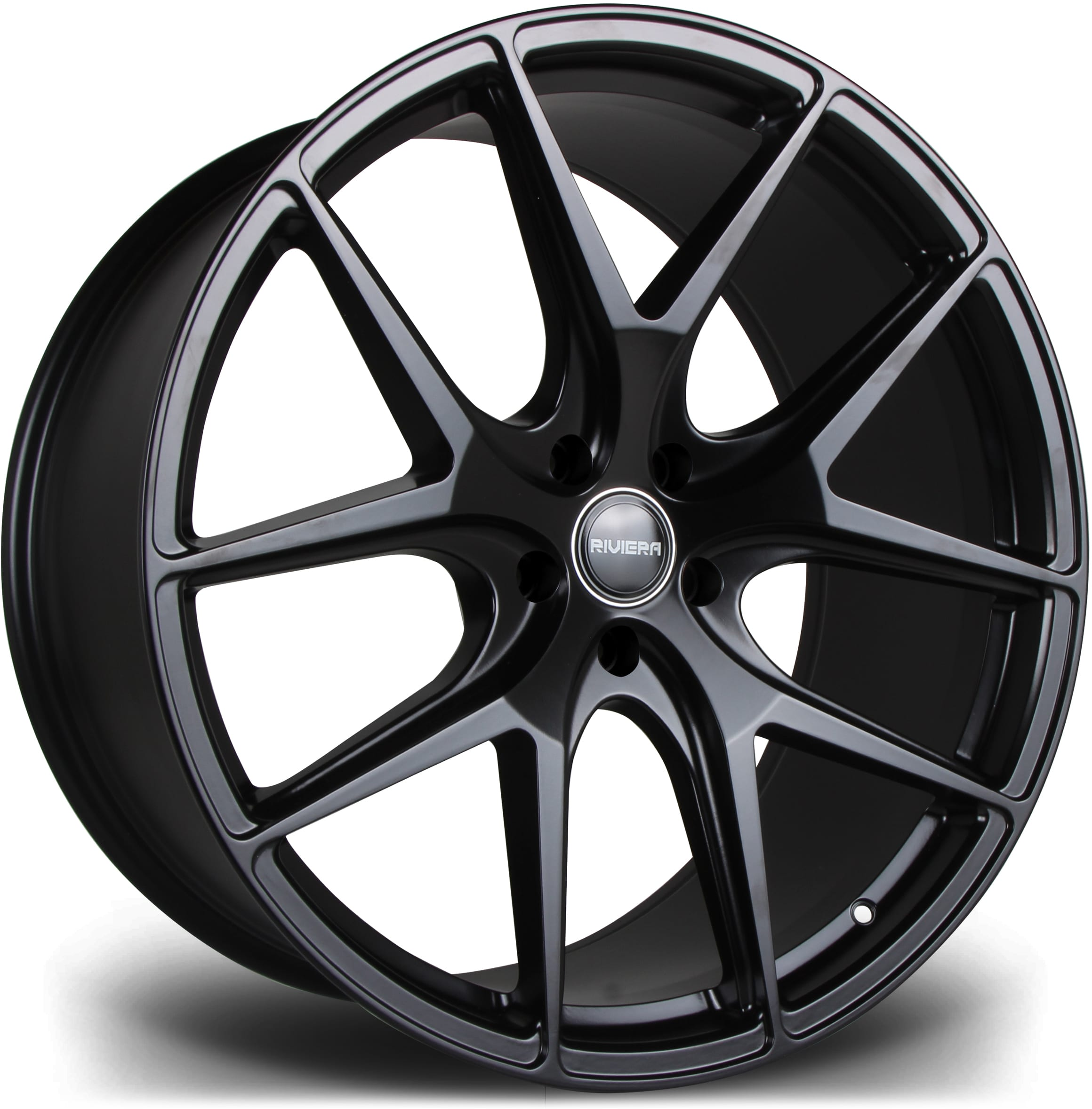 Riviera - RV136 (Satin Black)