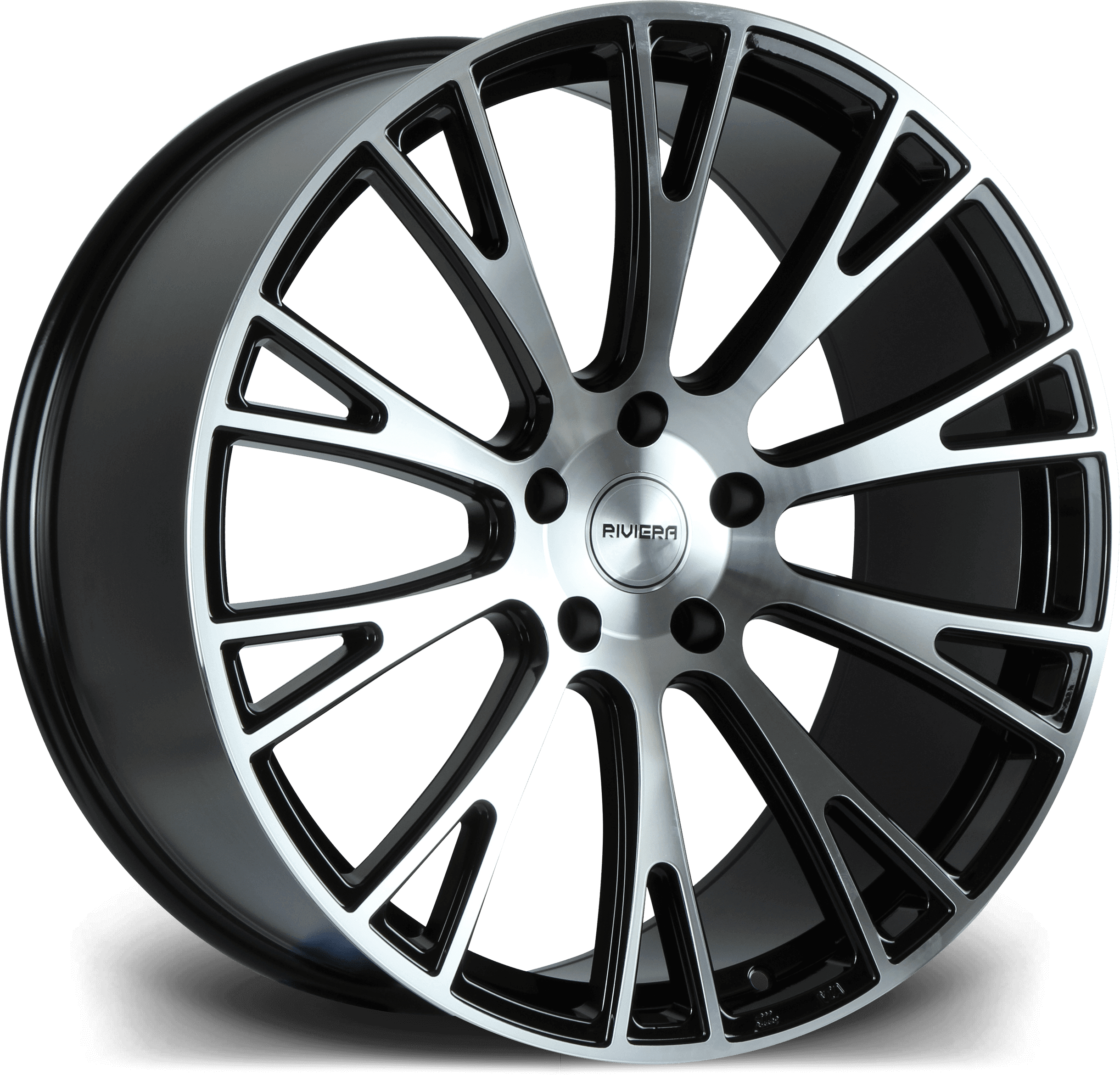Riviera - RV150 (Black Polished)