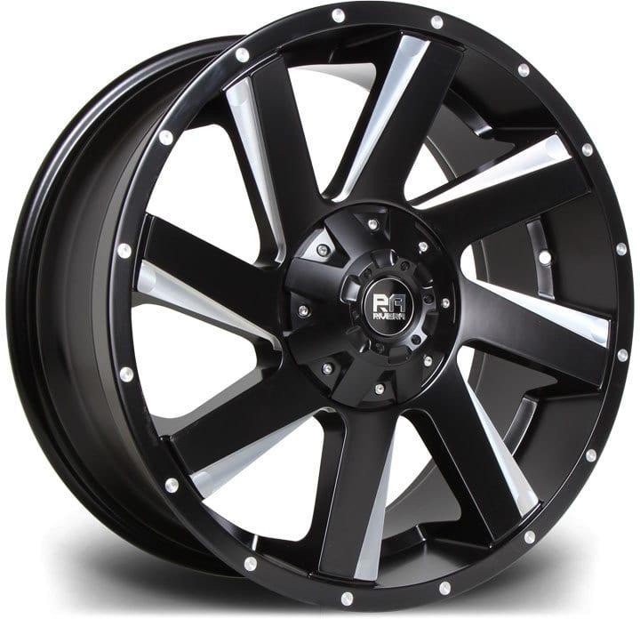 Riviera - RX100 (Black Polished)