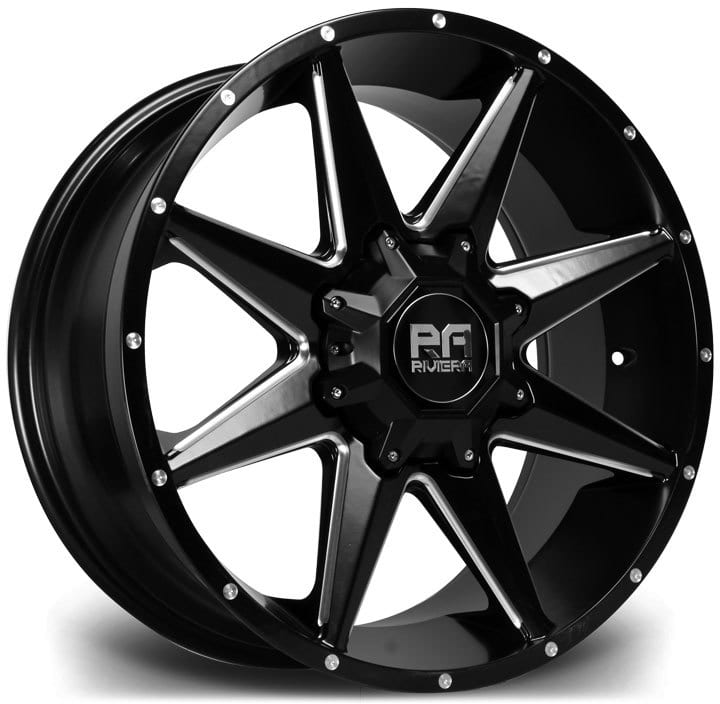 Riviera - RX200 (Black Polished)