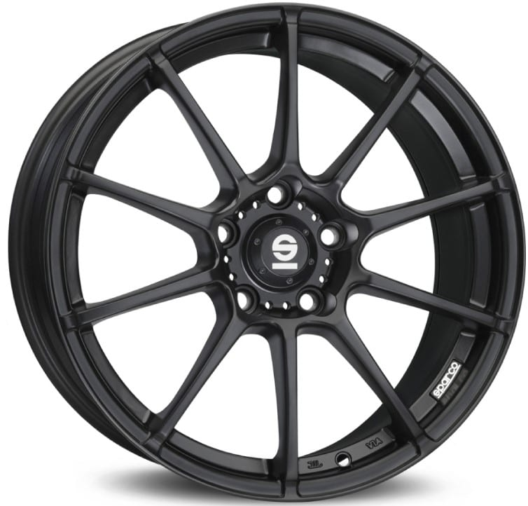 Sparco - Assetto Gara (Matt Black)