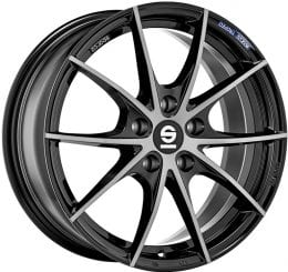 Sparco - Trofeo 5 (Fume Black Full Polished)