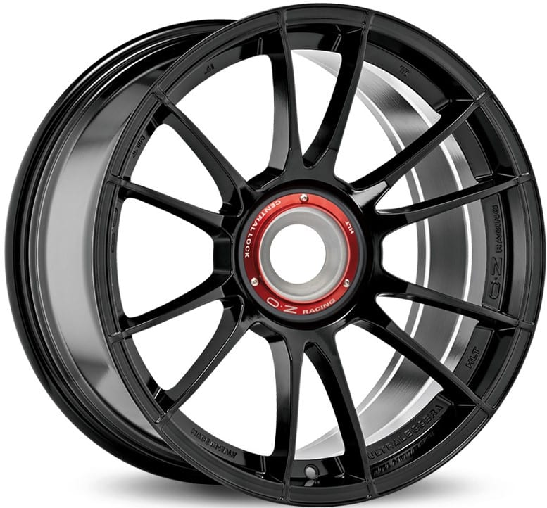 OZ - Ultraleggera HLT CL (Gloss Black)