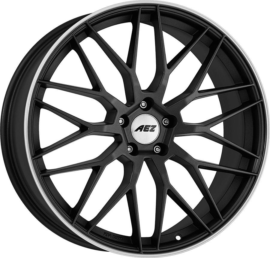 AEZ - Crest Dark (Gunmetal / Polished)