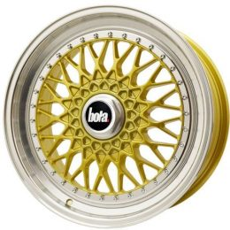 Bola - TX09 (Gold Polished Lip)