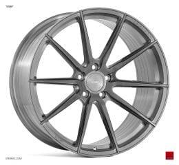 IW Automotive - FFR1 (Full Brushed Carbon Titanium)