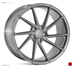 IW Automotive - FFR1D (Full Brushed Carbon Titanium)