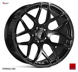IW Automotive - ISR10 (Matt Black)