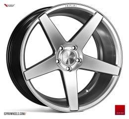 IW Automotive - ISR5 (Diamond Silver)