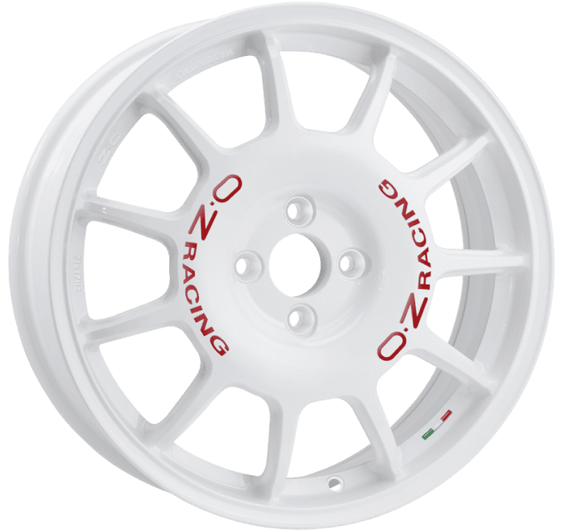 OZ - Leggenda (White Red Lettering)