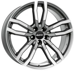 Alutec - DriveX (Gunmetal / Polished)