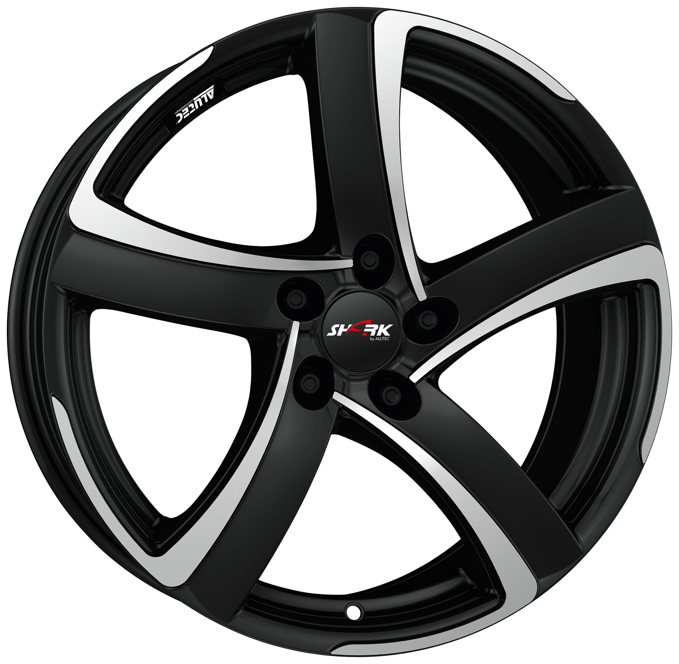 Alutec - Shark (Racing Black / Polished)