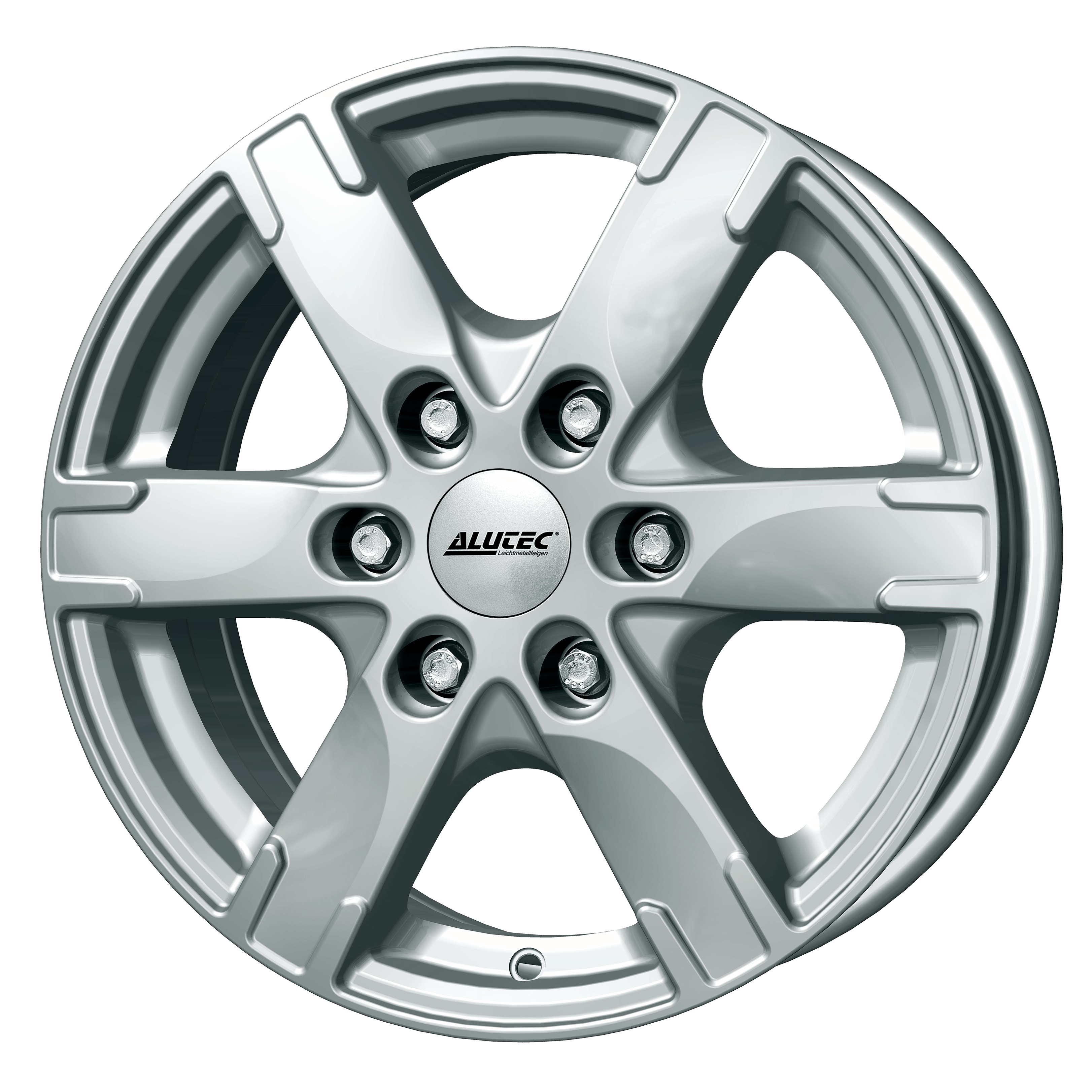 Alutec - Titan (Polar Silver)