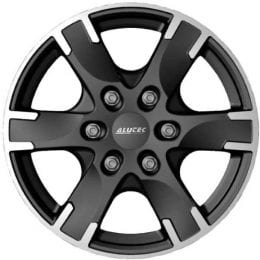 Alutec - Titan (Diamond Black / Polished)