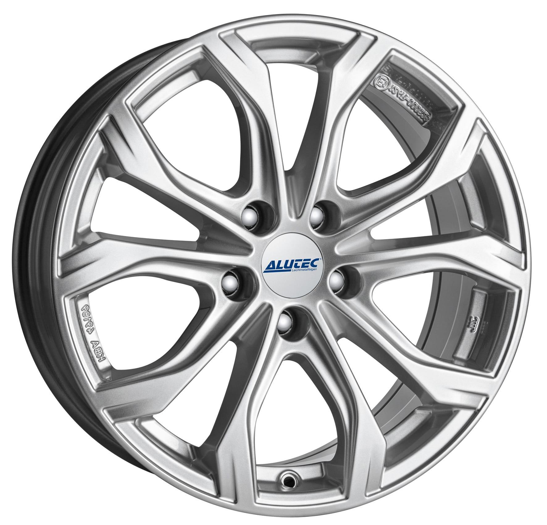Alutec - W10 (Polar Silver)