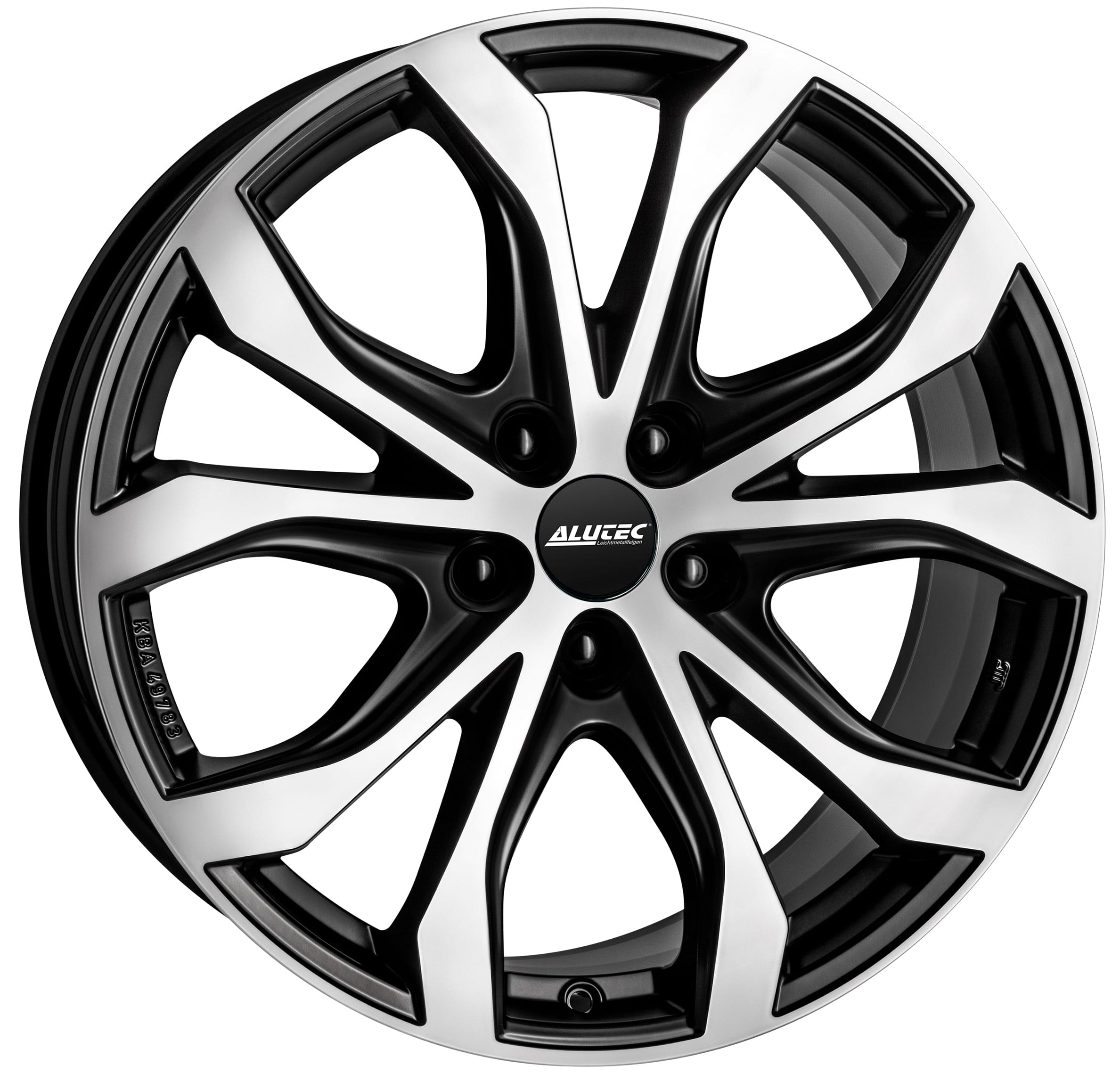 Alutec - W10 (Racing Black / Polished)