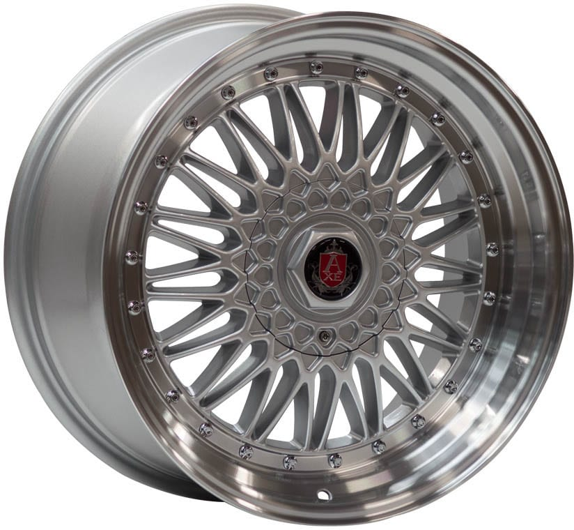 AXE - RS (Silver/Mirror Lip)