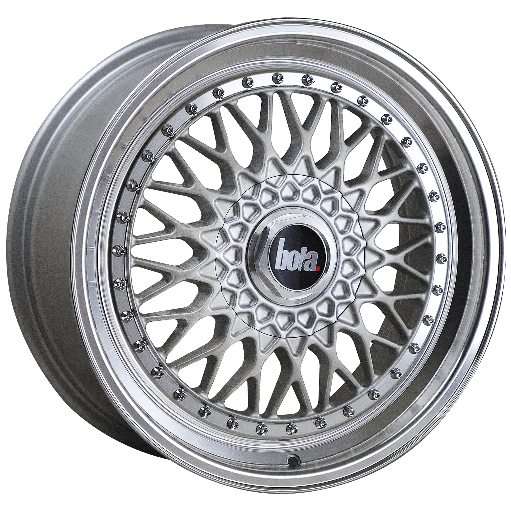 Bola - TX09 (Silver Polished Lip)