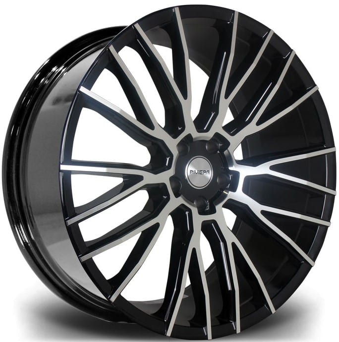 Riviera - RV127 (Black Polished)