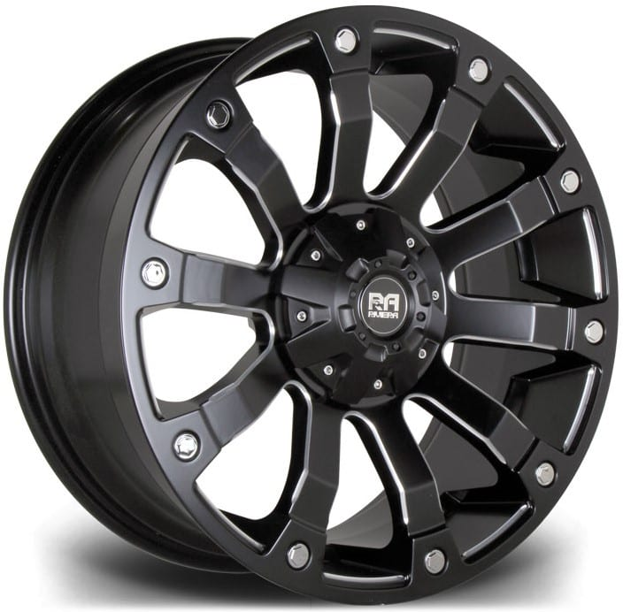 Riviera - RX500 (Black Polished)